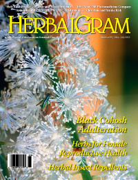 HerbalGram  on newstands now!